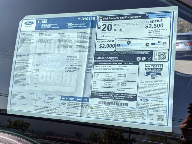 2021 Ford F-150 SuperCrew Cab 4x4, Pickup #MFB10139 - photo 17