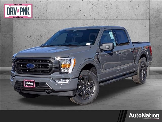 2021 Ford F-150 SuperCrew Cab 4x4, Pickup #MKD17806 - photo 1