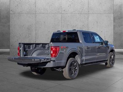 2021 Ford F-150 SuperCrew Cab 4x4, Pickup #MKD17806 - photo 3