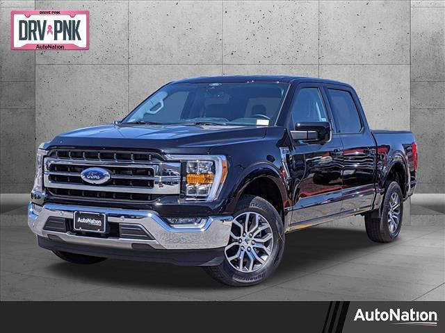 2021 Ford F-150 SuperCrew Cab 4x2, Pickup #MKD22844 - photo 1