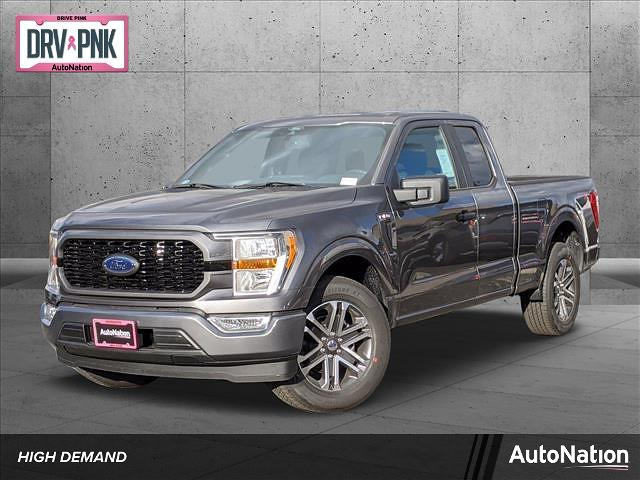 2021 Ford F-150 Super Cab 4x2, Pickup #MKD22987 - photo 1