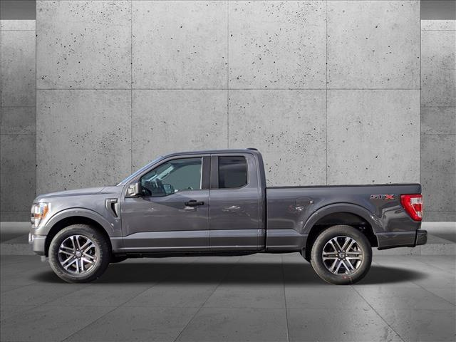 2021 Ford F-150 Super Cab 4x2, Pickup #MKD22987 - photo 5