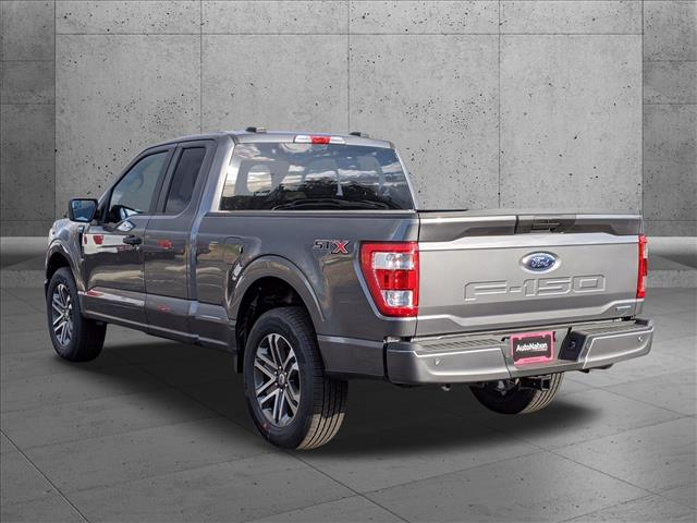 2021 Ford F-150 Super Cab 4x2, Pickup #MKD22987 - photo 2
