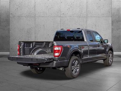2021 Ford F-150 Super Cab 4x2, Pickup #MKD22987 - photo 3