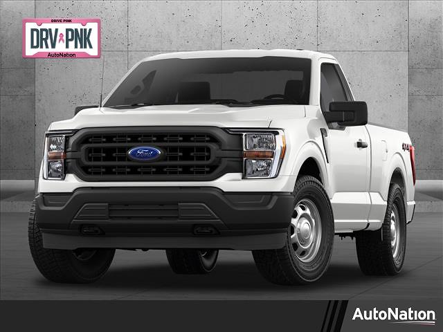 2021 Ford F-150 Regular Cab 4x2, Pickup #MKD56441 - photo 1