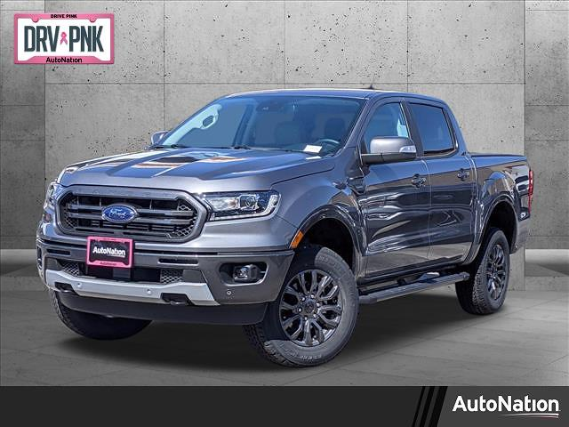 2021 Ford Ranger SuperCrew Cab 4x4, Pickup #MLD03690 - photo 1