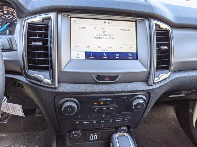 2021 Ford Ranger SuperCrew Cab 4x4, Pickup #MLD10264 - photo 12