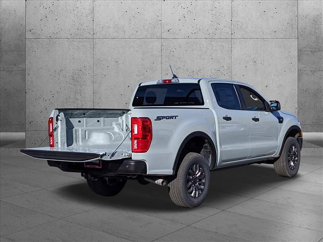 2021 Ford Ranger SuperCrew Cab 4x2, Pickup #MLD10671 - photo 4