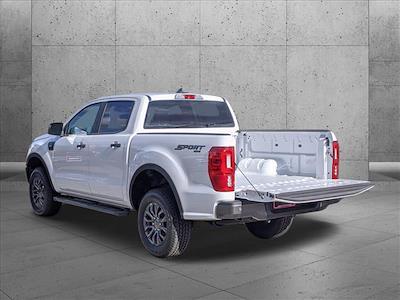 2021 Ford Ranger SuperCrew Cab 4x4, Pickup #MLD17784 - photo 2