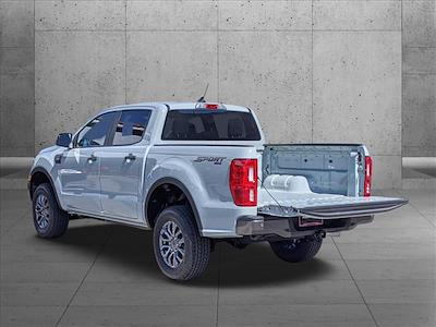 2021 Ford Ranger SuperCrew Cab 4x4, Pickup #MLD23549 - photo 2