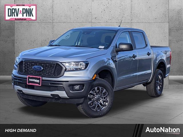 2021 Ford Ranger SuperCrew Cab 4x4, Pickup #MLD23559 - photo 1