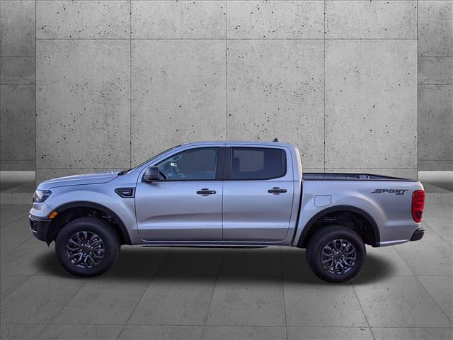 2021 Ford Ranger SuperCrew Cab 4x4, Pickup #MLD23559 - photo 9