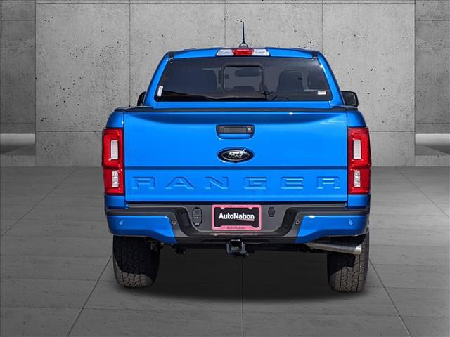 2021 Ford Ranger SuperCrew Cab 4x4, Pickup #MLD23578 - photo 9