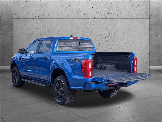 2021 Ford Ranger SuperCrew Cab 4x4, Pickup #MLD23578 - photo 2