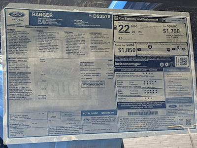 2021 Ford Ranger SuperCrew Cab 4x4, Pickup #MLD23578 - photo 18