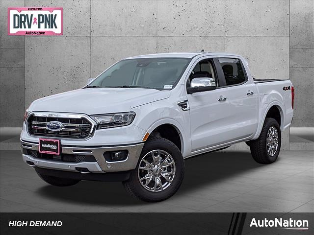 2021 Ford Ranger SuperCrew Cab 4x4, Pickup #MLD25868 - photo 1