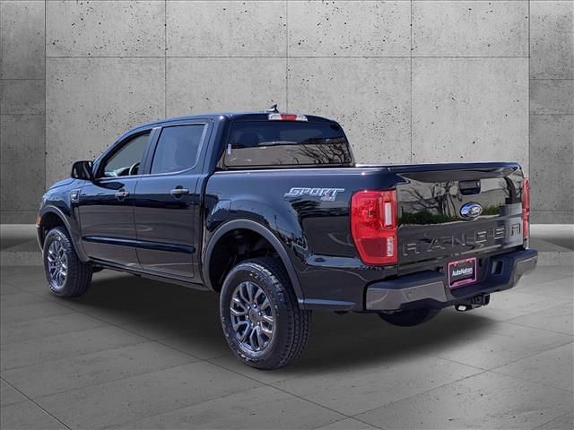 2021 Ford Ranger SuperCrew Cab 4x4, Pickup #MLD32278 - photo 2