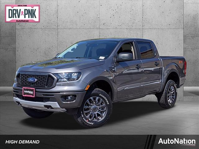 2021 Ford Ranger SuperCrew Cab 4x4, Pickup #MLD32420 - photo 1