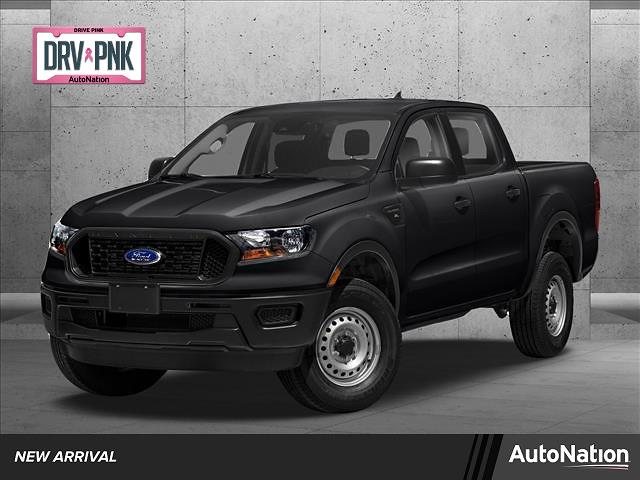 2021 Ford Ranger SuperCrew Cab 4x2, Pickup #MLD41610 - photo 1