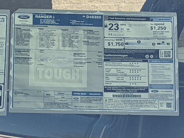 2021 Ford Ranger SuperCrew Cab 4x2, Pickup #MLD48350 - photo 4