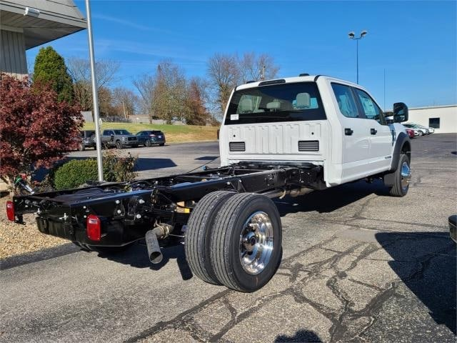 2021 Ford F-550 Crew Cab DRW 4x4, Cab Chassis #61585 - photo 1