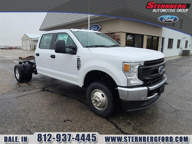 2021 Ford F-350 Crew Cab DRW 4x4, Cab Chassis #61634 - photo 1