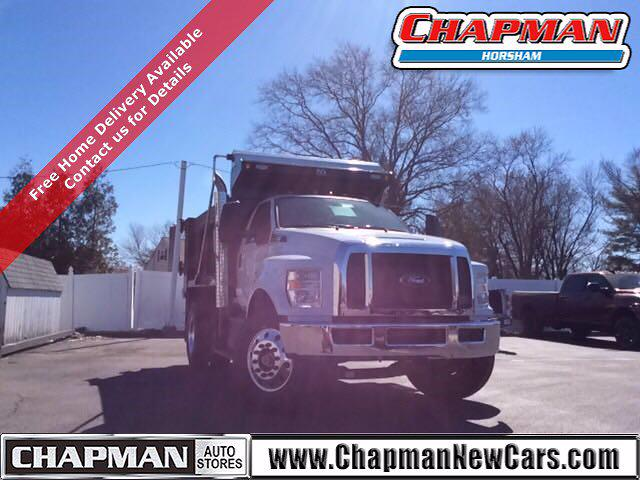 2021 Ford F-750 Regular Cab DRW 4x2, Godwin Dump Body #H210019 - photo 1