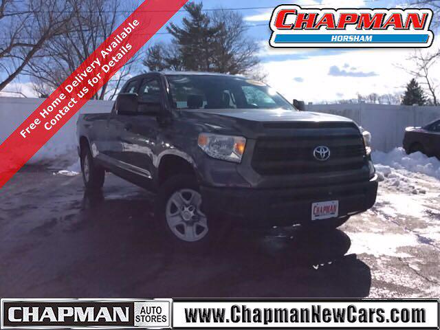 2014 Toyota Tundra Double Cab 4x4, Pickup #H210043A - photo 1