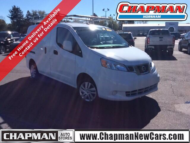 2018 Nissan NV200 FWD, Upfitted Cargo Van #J210038F - photo 1