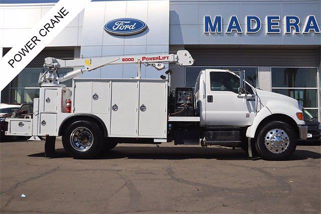2011 Ford F-750 Regular Cab 4x2, Mechanics Body #7233 - photo 1