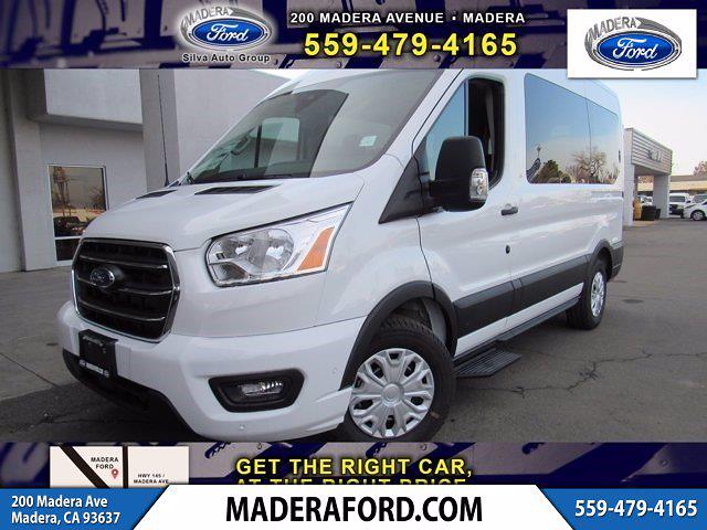2020 Ford Transit 150 Med Roof 4x2, Passenger Wagon #T2496 - photo 1