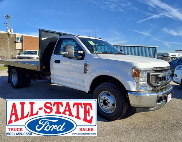 2020 Ford F-350 Regular Cab DRW 4x2, Freedom Platform Body #121020 - photo 1