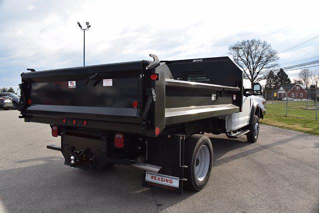 2020 Ford F-550 Regular Cab DRW 4x4, Crysteel Dump Body #563220 - photo 1