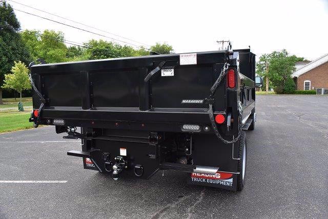 2021 Ford F-550 Crew Cab DRW 4x4, Reading Dump Body #565621 - photo 1