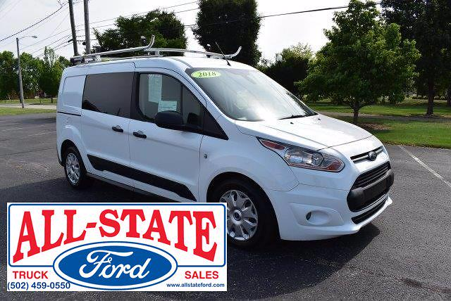 2018 Ford Transit Connect FWD, Upfitted Cargo Van #P5849 - photo 1