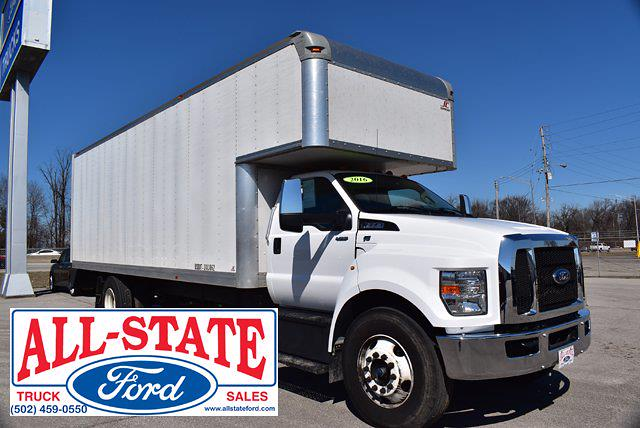 2016 Ford F-650 DRW 4x2, Dry Freight #PM5811 - photo 1