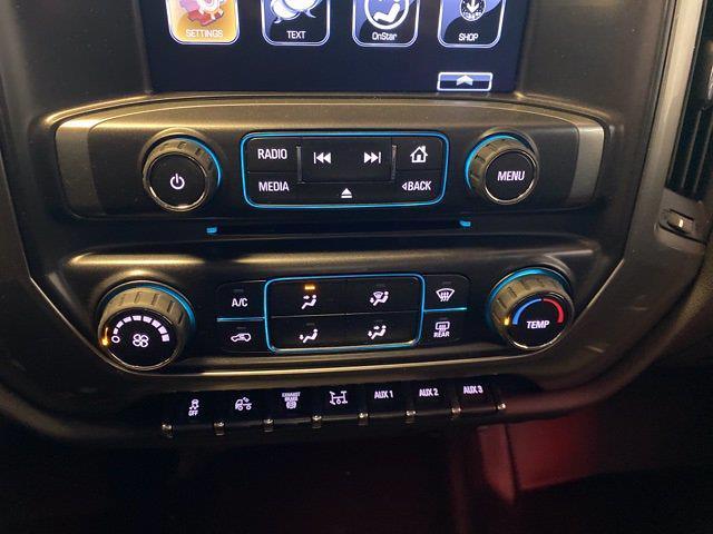 2021 Silverado 6500 Regular Cab DRW 4x4,  CM Truck Beds Platform Body #C4491 - photo 22