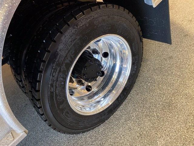 2021 Silverado 6500 Regular Cab DRW 4x4,  CM Truck Beds Platform Body #C4491 - photo 26