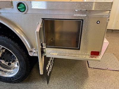 2021 Silverado 6500 Regular Cab DRW 4x4,  CM Truck Beds Platform Body #C4491 - photo 10