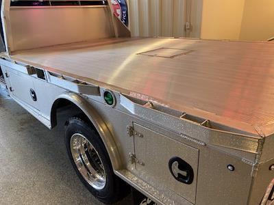 2021 Silverado 6500 Regular Cab DRW 4x4,  CM Truck Beds Platform Body #C4491 - photo 9