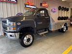 2021 Silverado 6500 Regular Cab DRW 4x4,  CM Truck Beds Platform Body #C4491 - photo 27