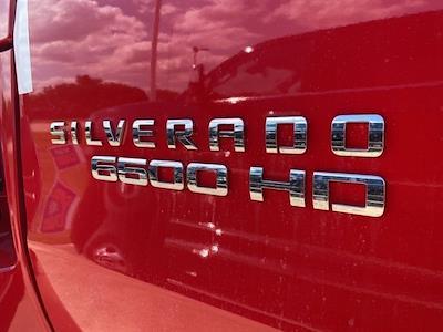 2021 Silverado 6500 Regular Cab DRW 4x4,  Cab Chassis #C4521 - photo 8