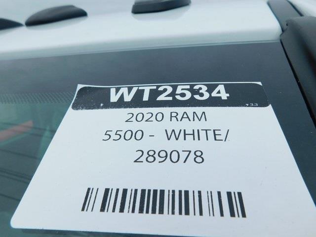 2020 Ram 5500 Regular Cab DRW 4x4, Cab Chassis #WT2534 - photo 1