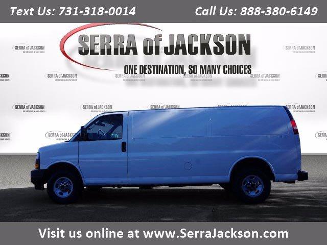 2021 GMC Savana 2500 4x2, Empty Cargo Van #21T29260 - photo 1