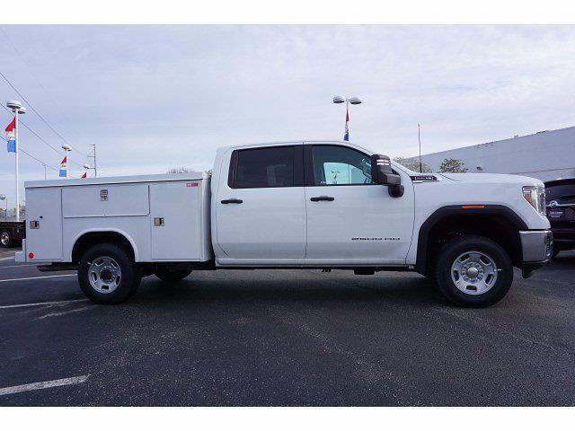 2021 GMC Sierra 2500 Crew Cab 4x4, Monroe MSS II Service Body #21T29513 - photo 4