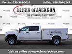 2021 GMC Sierra 2500 Crew Cab 4x4, Monroe MSS II Service Body #21T29513 - photo 1