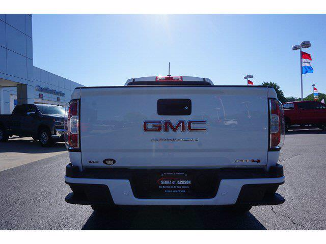 2021 GMC Canyon Crew Cab 4x4, Pickup #21T30452 - photo 2