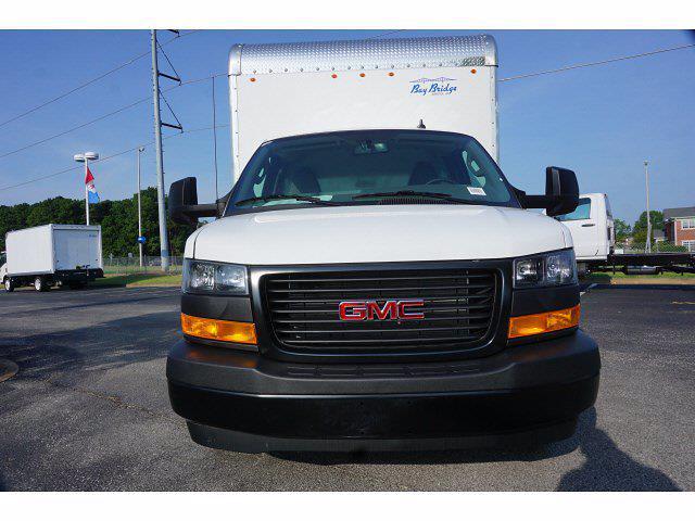 2021 GMC Savana 3500 4x2, Bay Bridge Classic Cutaway Van #21T30551 - photo 3