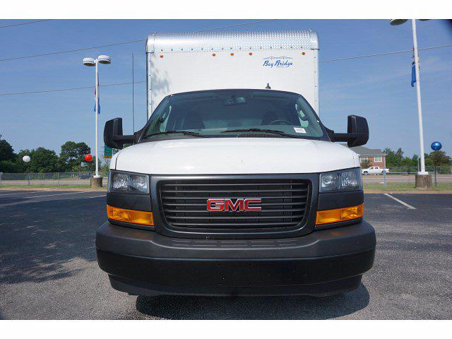 2021 GMC Savana 3500 4x2, Bay Bridge Classic Cutaway Van #21T30552 - photo 3
