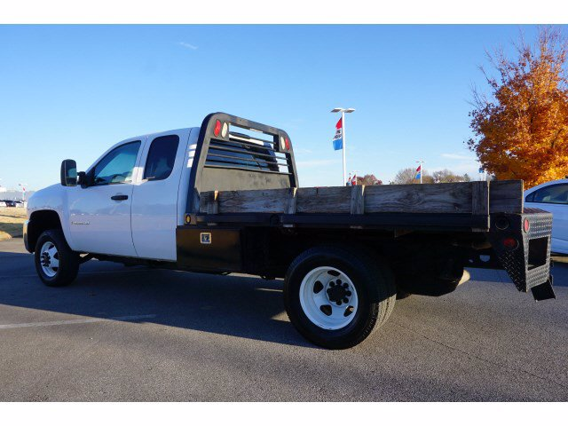 2008 Chevrolet Silverado 1500 Extended Cab 4x4, Platform Body #0T28587A - photo 1